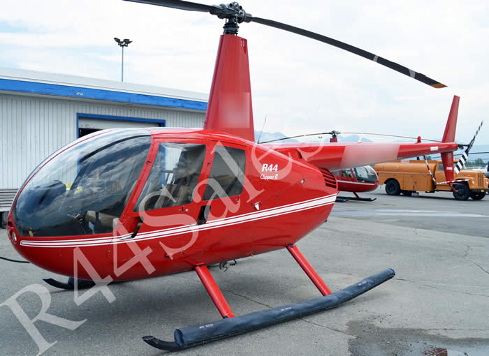 Used Robinson R44 Raven Ii For Sale
